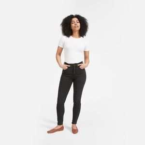 Everlane Authentic Stretch High Rise Skinny Jeans